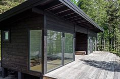 Gallery of Summer House on the Baltic Sea Island  / Pluspuu Oy  - 4