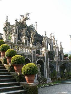 Lago Maggiore, Isola Bella, Piedmont, Italy