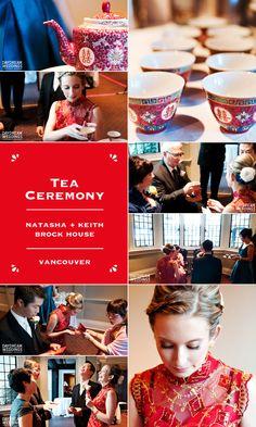 Wedding Tea Ceremony  a few of my favourite photos I've shot  www.daydreamweddings.ca