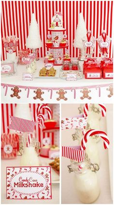 Thumbs up... just adore the Ginger Bread and Candy Cane streamer... great design/concept in all.