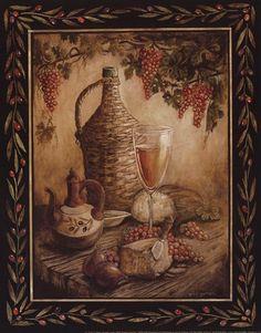 Tuscan Table - Orvieto - Mini