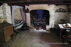 leenane galway farmhouse interior - Google Search