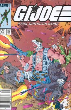 Gi Joe comic   cover | GI Joe (1982 Marvel) #14