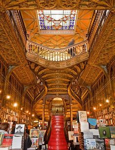 Go inside the world's most beautiful bookstores
