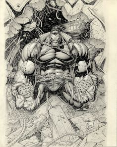 """ungoliantschilde: """"PinUps, Commissions, Covers, and Variants penciled by Dale Keown. Comic Pictures, Comic Pics, Hulk Marvel, Image Comics, Comic Book Covers, Funny Animal Videos, Ink Art, Comic Art, Concept Art"""
