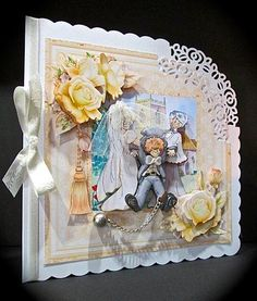 Card Gallery - WEDDING GET ME TO THE CHURCH ON TIME 8x8 Mini Kit