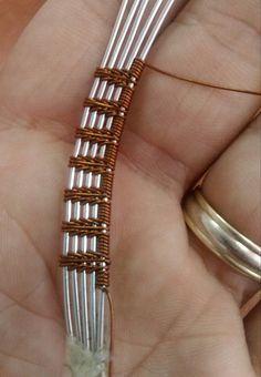 wire wrap pattern