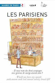 Parisians: have an embarrassment of boulangerie choices