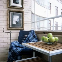Apartment Patio Ideas on a Budget Balcony Benches 35 Ideas Source by RooftopPatioDesign Balcony Bench, Outdoor Balcony, Marine Style, Karla Gerard, Loft Stil, Budget Patio, Apartment Balconies, Balcony Design, Interior Balcony