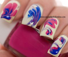 15 Pretty and Fashionable Nail Design Ideas