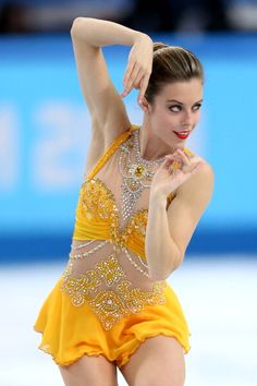 Ashley Wagner (Photo by Matthew Stockman/Getty Images)