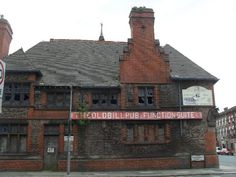 Old Bill pub, Westminster Road,