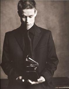...Jonny and his Grammy...