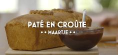 Paté en croûte Baked Potato, Potatoes, Holland, Cakes, Baking, Ethnic Recipes, Quiche, Mushroom, The Nederlands