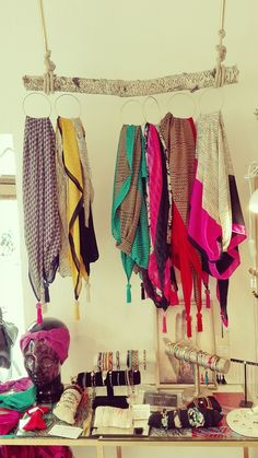 New Scarves // Summer 2016 #colorful