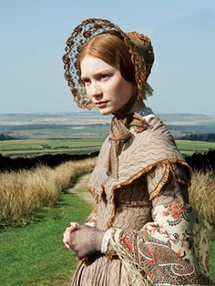 Jane Eyre The Oscar-winning Michael O'Connor brought a twist to period fashion