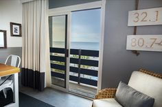 Inquire about booking a room with an ocean view!