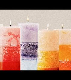 How to Make Candles with Pringles Cans or Real Candle Molds