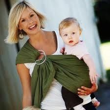 I love my sling for carrying my baby. I wouldn't be without it now. I receive tons of positive comments when I wear it.