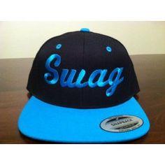 Vintage Swag Snapback Hat