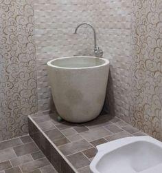 Bathroom Design Small, Simple Bathroom, Home Room Design, Toilets, House Rooms, Cozy House, Felt Crafts, Erika, Bathrooms