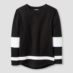 Boys' Jackson Hockey Jersey Black : Target