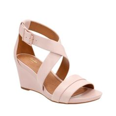 7ef6896e8fea Acina Newport Dusty Pink Leather womens-sandals-wedge Pink Wedge Sandals