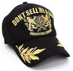Enjoy the sun, but cover your head with this great hat.