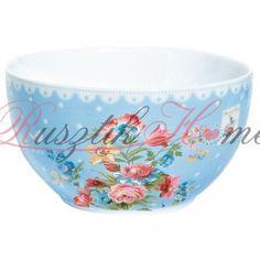 Tableware, How To Make, Blue, Vintage, Bridal Shower, Serving Bowls, Embellishments, Creativity, Blue Nails