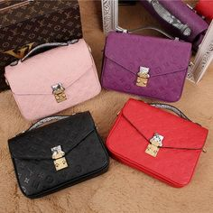 bf0113acb2d4 2018 LV Trends For Women Style New Louis Vuitton Handbags Collection For  Friends Gifts