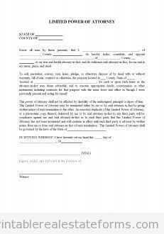 Sample Printable Trustagreement  Form  Sample Real Estate Forms