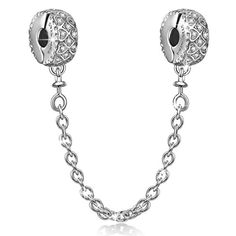 """NinaQueen """"Love Connection"""" 925 Sterling Silver Clasp Saf... https://smile.amazon.com/dp/B01I4PUSCM/ref=cm_sw_r_pi_dp_x_lVEwybG9QSX5N"""