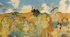 Words cannot express my love for Henry Darger.