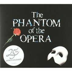 The Phantom of the Opera...It has to be the Movie Version not the live opera...Gerard Butler is amazing