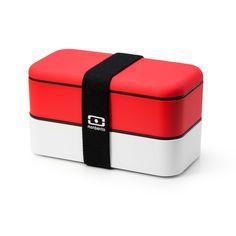 Bento Box - MonBento.  Avec la Bento Box, emportez partout vos plats faits-maison  Idéale pour les déjeuners au bureau, pique-niques et autres collations.  28€