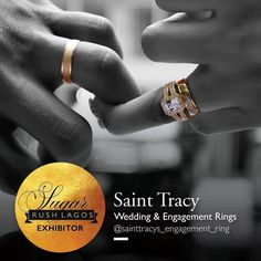 @sainttracys_engagement_ring will be at #sugarrushlagos  Date: 10th of July Venue: InterContinental Lagos 52A Kofo Abayomi street  Victoria Island Lagos. Be there!!! #cool #picoftheday