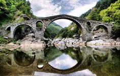 Devils Bridge in Bulgaria