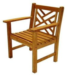 Teakwood Indoor Outdoor Dining Arm Chair. All hardwood furniture has been oiled before packing. To maintain the look and to prolong the life of your furniture, it is recommended that Teak oil should be applied every 6 months. #patio #furniture #patiofurniture