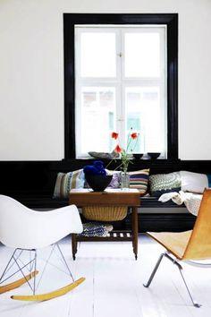 Danish family home in Arhus Denmark