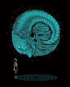 Pan's Labyrinth artwork by Samuel Ho