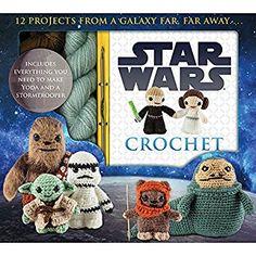 Star Wars Characters Crochet Kit | Jersey City