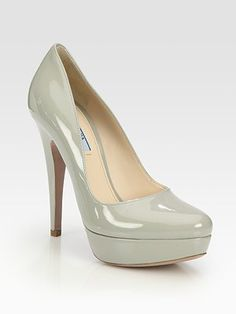 Prada...I plan spending more money on the shoes then the dress :)