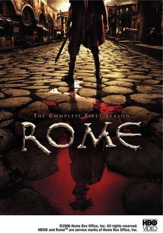 Rome (HBO) Parts 1 and 2 - amazing!  I, Claudius for the 21st century.....