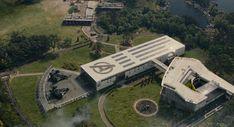 New Avengers Facility