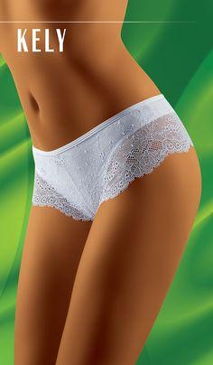 Shorty Wolbar KELY Sous Vêtements - Ropa Intima - Underwear #lingerie #lenceria #Culotte #Braga #Brief #Microfibre #Wolbar #Shorty #Panty