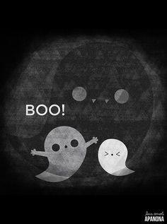 Apanona | Boo!