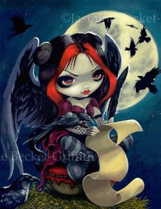 Jasmine Becket-Griffith | Facebook