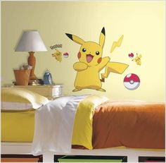 Have a Look at These Cool Pokemon Bedroom Ideas 2