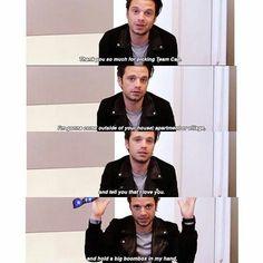 Sebastian ♡♥ Stan