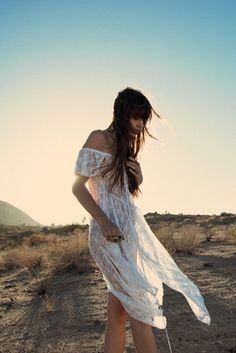 Glastonbury Lace Dress
